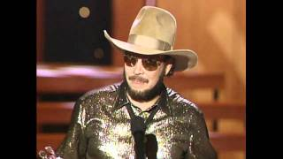 Hank Williams Jr Wins Entertainer of the Year - ACM Awards 1988