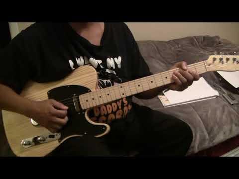 Tony, Toni, Ton'e - Let's Get Down- Guitar Play along