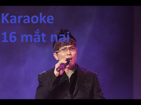 Karaoke 16 Mắt Nai ( Jimmil Nguyễn )