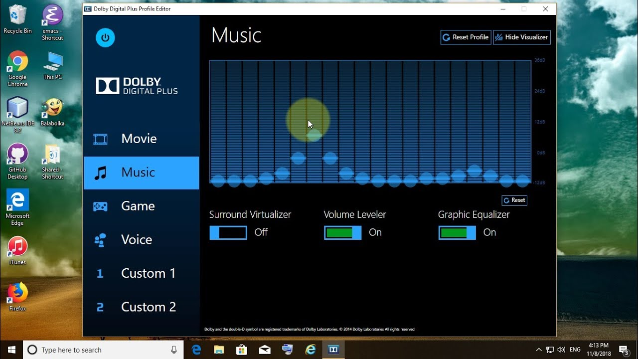 Free dolby audio download windows 10