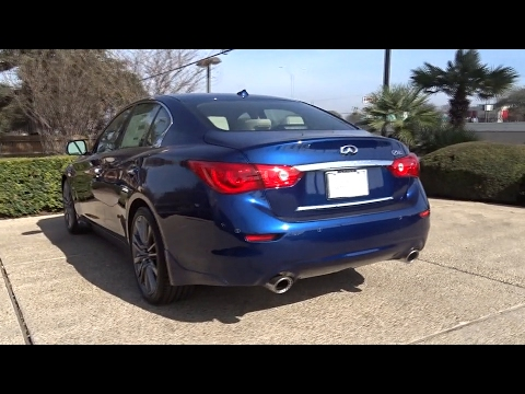 2017 infiniti q50 san antonio austin houston dallas new braunfels tx i17307 youtube. Black Bedroom Furniture Sets. Home Design Ideas