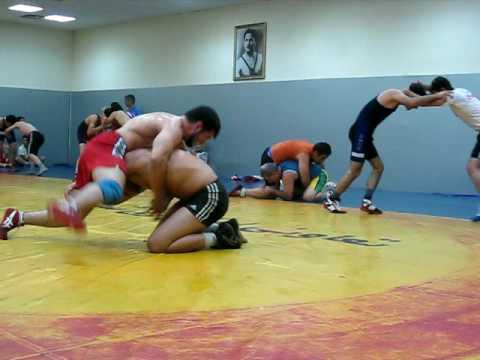 Iran Wrestling Universities Champion