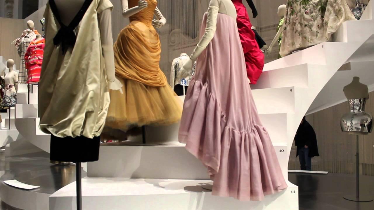 Fashion forward mus e des arts d coratifs paris youtube - Les arts decoratifs paris ...
