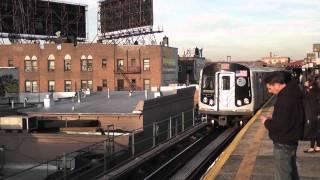 NYC Subway BMT Broadway Line - Astoria (Part 1 of 2)