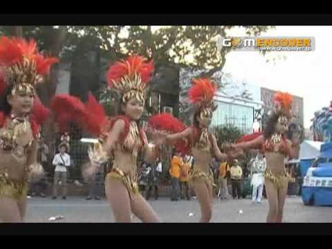 沖縄サンバカーニバル2010 ブリンカールno5