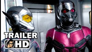 """ANT-MAN 2: ANT-MAN AND THE WASP """"I'm An Avenger"""" TV Spot Trailer NEW (2018) Superhero Movie HD"""