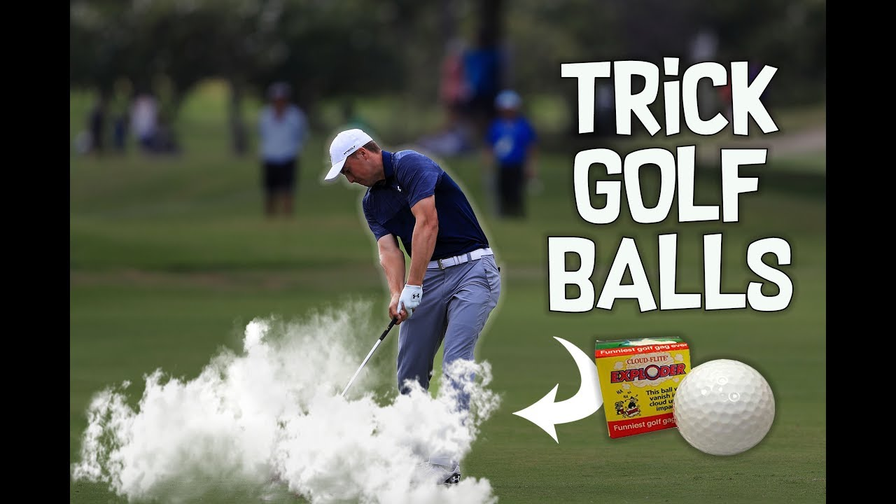 The Worlds Best Trick Golf Balls - How To Prank