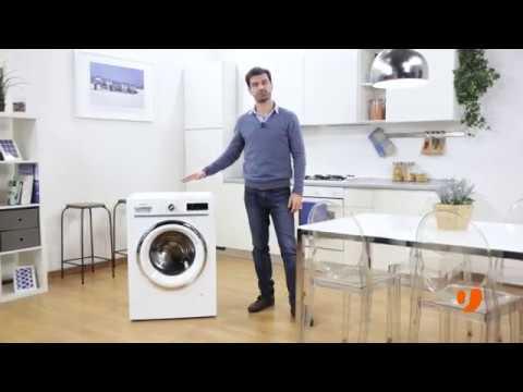 Recensione Lavatrice Siemens iQ700