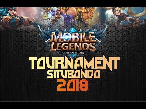 TOURNAMENT MOBILE LEGENDS 2018 TERBESAR DI KOTA SITUBONDO