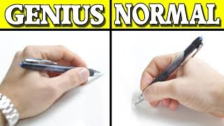 10 Signs That You're A GENIUS