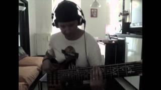 Club Dogo -  Start It Over (feat. Cris Cab) bass cover