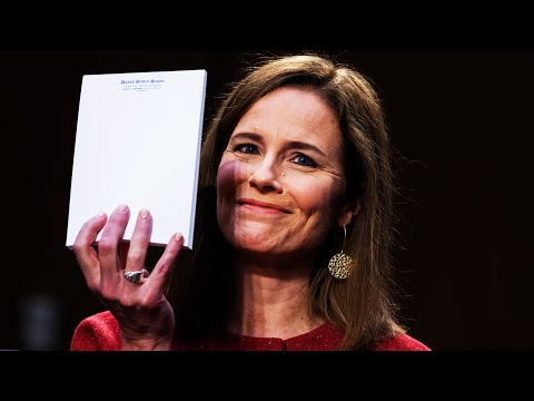 What Does The Future Of Supreme Court Hold? Amy Coney Barrett' ...