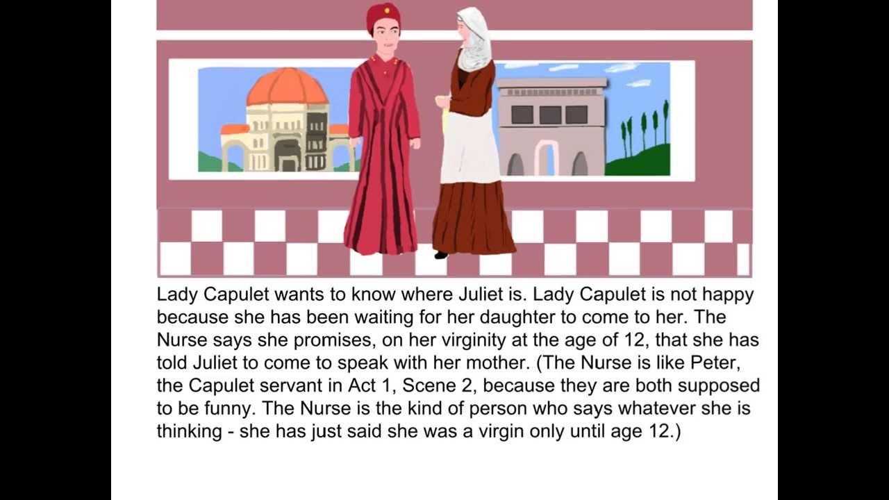 Romeo and juliet summary act 3