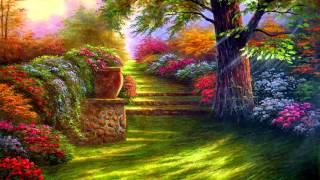 Robert Haig Coxon Garden Of Peace 1991