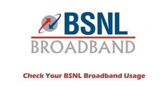 How to Check BSNL Broadband Usage thumbnail