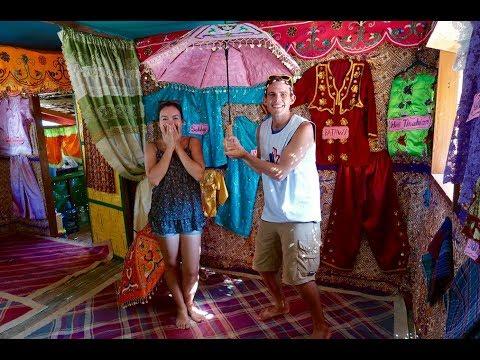 I Held A Princess Umbrella For My Filipina Girlfriend (Moro Tribes, Davao City)