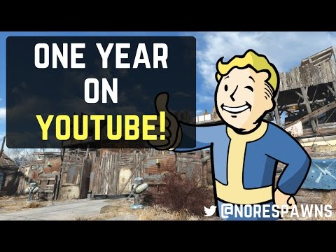 I've been on YouTube for ONE YEAR (Rambling and Nostalgia Vi