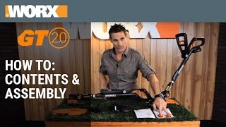 WORX GT 2.0 - How-To: Contents & Assembly