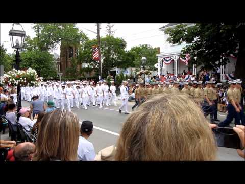 Bristol, Rhode Island 4th of July parade 2015