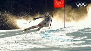 Анатолий Полотно и Федя Карманов - Олимпийский снегопад
