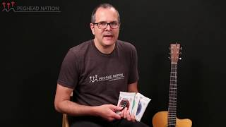 Martin Authentic Acoustics Strings Demo from Peghead Nation