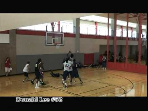 Donald Lee Basketball Highlight