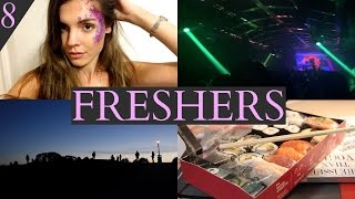MY KCL FRESHERS EXPERIENCE // VLOG (1.8)