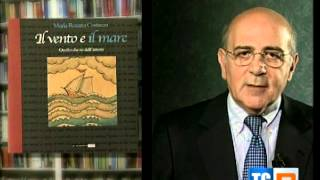 """Recensione a """"Dante & la pubblicità"""", Tg3 Puglia (18-1-2014)"""