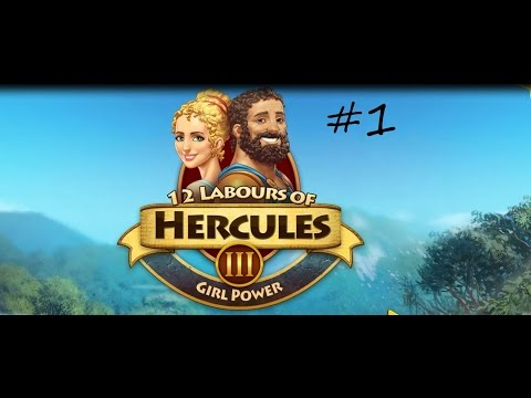 Great Time Waster! 12 Labours Of Hercules III Girl Power Episode 1