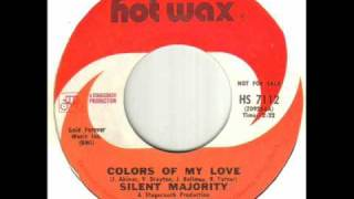 Silent Majority - Colors Of My Love.wmv