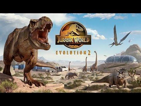 'Jurassic World Evolution 2': jogo será lançado ainda em 2021