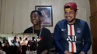 Jhony & MC Cardoso - FOI AMASSADO🔥- REACT- Ravena vs Lukazin - BATALHA DO QG - 1° FASE.