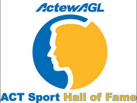 ActewAGL ACT Sports Hall of Fame Induction Dinner 2014
