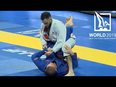 Gabriel Arges VS Claudio Calasans / World Championship 2019