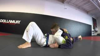 Side Control Over Hook to Kimura Submission - Jiu-Jitsu Tech with Matt Darcy