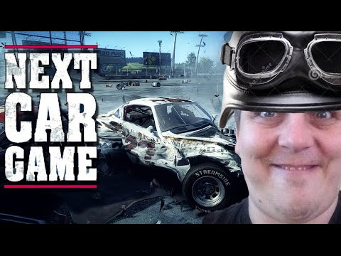 Next Car Game Sandbox HD A SEA OF TYRES!!