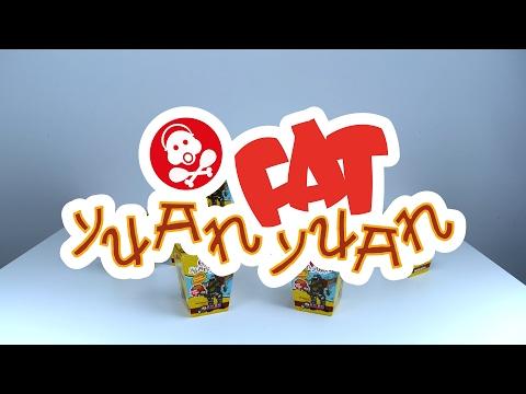 Unboxing Fat Yuan Yuan 🍜