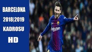 BARCELONA 2018|2019 KADROSU HD