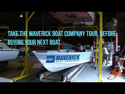Trying to Decide on Which Boat to Purchase? - Take the Maverick Tour!