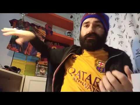 Eibar 0 FC Barcelona 2 Valverde con el equipo de gala. Partidazo del Eibar y golazo de Suárez