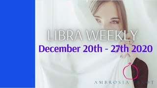 Libra Weekly Love Check-in Tarot  (Creating a sustainable connection - 4 Aces WOW!) December 20-27