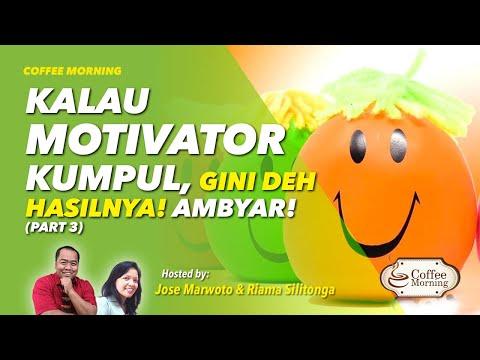 GERAKAN INDONESIA LEARNING NETWORK - Coffee Morning 30 Januari 2018 [Part 3 of 3]