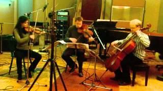 Ysaÿe Trio plays Dohnanyi Serenade Op. 10 - Tema con Variazioni: Andante con Moto