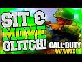 HOW TO DO SIT AND MOVE GLITCH ON COD WWII SIT AND MOVE WWII GLITCH mp3