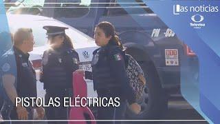 Pistolas eléctricas para Puebla