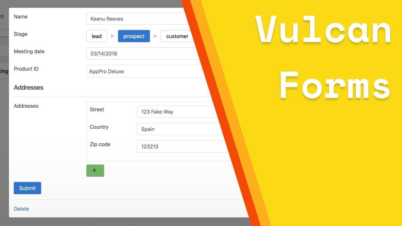 Vulcan js 1 9: Nested Forms Support, Better Image Upload, and more