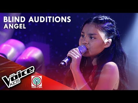 Sino Ang Baliw by Angel Andal  The Voice Kids Philippines Blind Auditions 2019