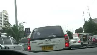 アキーラさんドライブ!フィリピン・マニラ近郊4,Manila,Philippines