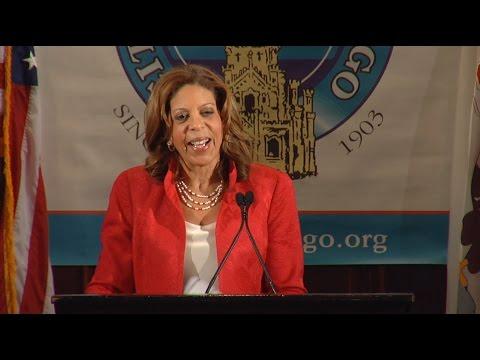 Andrea Zopp, Candidate, United States Senator