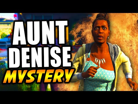GTA Retro: FRANKLIN & CJ RELATED? - The Mystery Of Aunt Denise!
